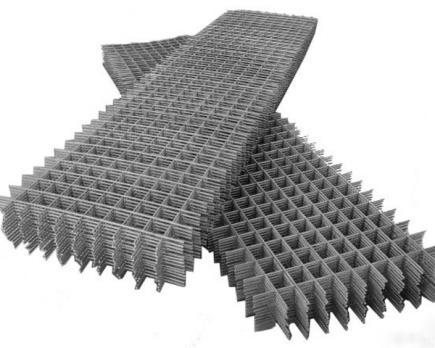Сетка кладочная из проволоки ВР-1 диаметром 3/4/5, размер карты 0,38*2,0/0,51*2,0/1*2, ячейка 50*50/100*100/150*150